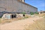 Руины бывшего мукамольного завода